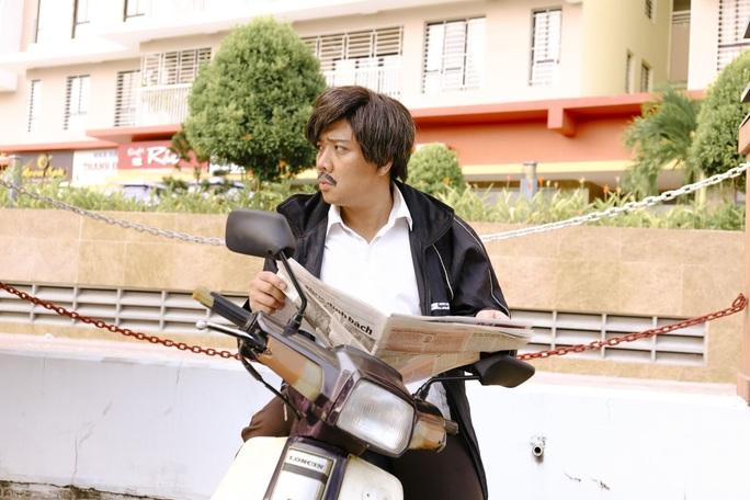 """Web-drama """"Bố già"""" của Trấn Thành từ chối tranh """"Ngôi sao xanh"""" - Ảnh 1."""