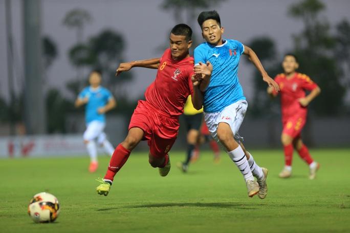 HAGL bị loại ở bán kết Giải U17 Cúp Quốc gia 2020 - Ảnh 1.