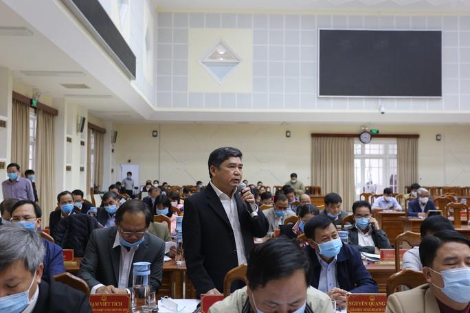 Họp HĐND tỉnh Quảng Nam: Bao giờ Tam Kỳ hết ngập? - Ảnh 1.