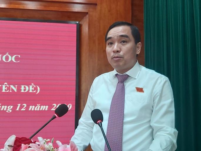 Huyện đảo Phú Quốc có tân chủ tịch - Ảnh 2.