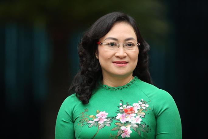 Chủ tịch Nguyễn Thành Phong ứng cử đại biểu HĐND TP HCM - Ảnh 2.