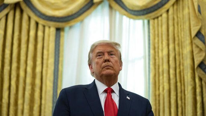 Tổng thống Trump kiên trì kiện tụng, chiến tiếp ở Nevada, Pennsylvania - Ảnh 1.