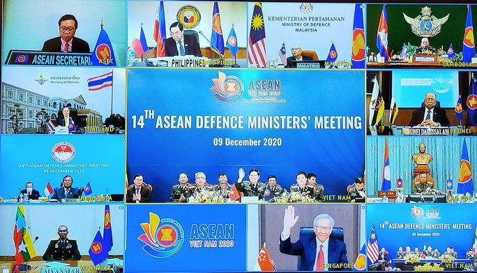 Bộ trưởng Quốc phòng ASEAN nhấn mạnh cam kết về Biển Đông - Ảnh 2.