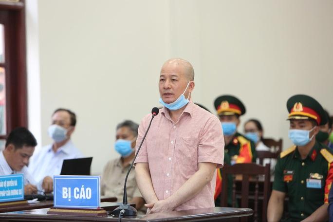 Cựu thứ trưởng Nguyễn Văn Hiến và Út trọc cùng ra tòa phúc thẩm - Ảnh 2.