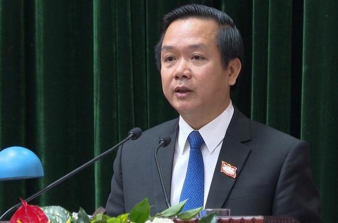 Ninh Bình có tân chủ tịch UBND tỉnh 47 tuổi - Ảnh 1.