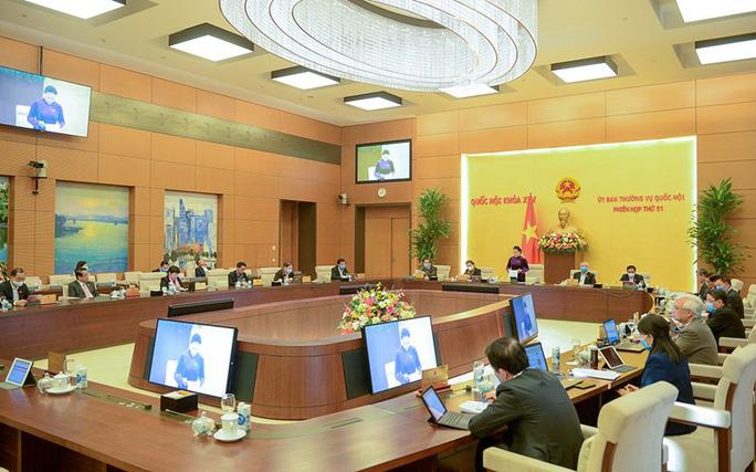 Ủy ban Thường vụ Quốc hội thông qua việc thành lập thành phố Thủ Đức - Ảnh 1.