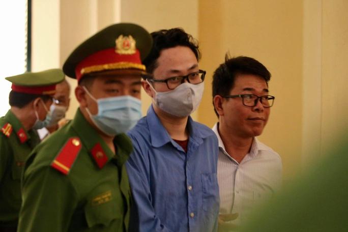 Hoãn phiên tòa xét xử cựu phó chánh án Nguyễn Hải Nam và cựu giảng viên Lâm Hoàng Tùng - Ảnh 3.