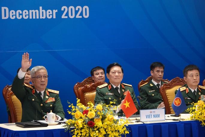 Bộ trưởng Quốc phòng ASEAN nhấn mạnh cam kết về Biển Đông - Ảnh 3.