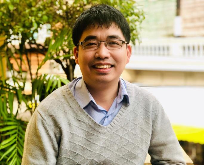 TS Trần Văn Hùng: Trở về và khát vọng tuổi trẻ - Ảnh 5.