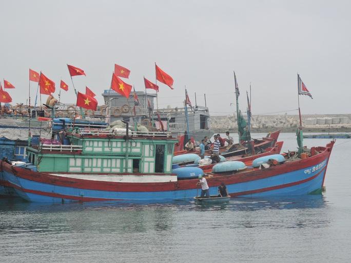 Ngư dân đảo tiền tiêu hồ hởi vươn khơi mùa biển mới - Ảnh 4.