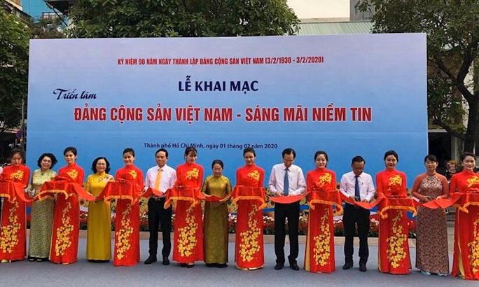 Đảng Cộng sản Việt Nam – Sáng mãi niềm tin - Ảnh 1.