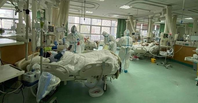 Một phụ nữ Việt Nam lấy chồng ở Trung Quốc nhiễm virus corona - Ảnh 1.
