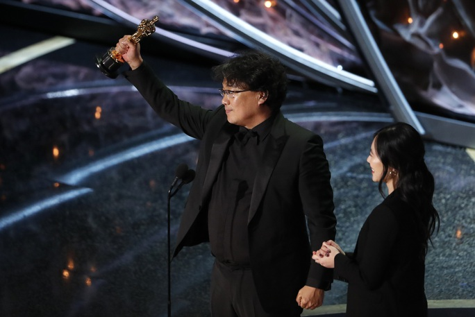 Đạo diễn Ký sinh trùng Bong Joon Ho và đủ cung bậc cảm xúc - Ảnh 6.