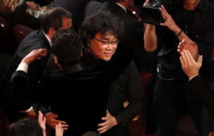 Đạo diễn Ký sinh trùng Bong Joon Ho và đủ cung bậc cảm xúc - Ảnh 11.