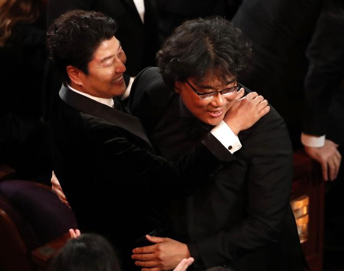 Đạo diễn Ký sinh trùng Bong Joon Ho và đủ cung bậc cảm xúc - Ảnh 10.