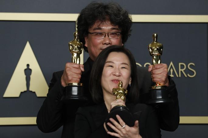 Đạo diễn Ký sinh trùng Bong Joon Ho và đủ cung bậc cảm xúc - Ảnh 18.
