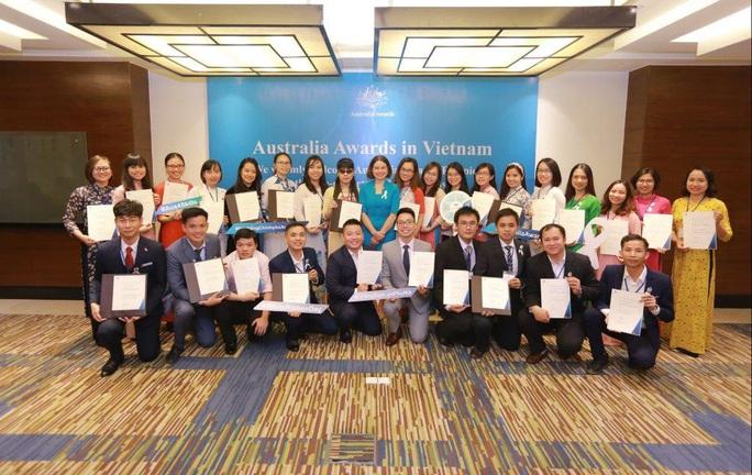 Úc tuyển chọn 50 suất học bổng cho sinh viên nữ và nhà lãnh đạo mới nổi của Việt Nam - Ảnh 1.