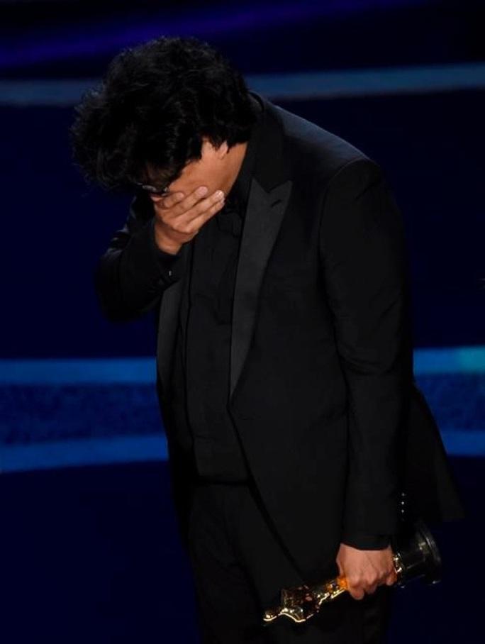 Đạo diễn Ký sinh trùng Bong Joon Ho và đủ cung bậc cảm xúc - Ảnh 9.