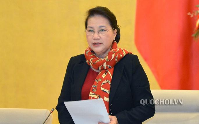 Chủ tịch Quốc hội: Giảm thiểu lễ hội, tổ chức hội nghị trực tuyến để phòng dịch corona - Ảnh 1.