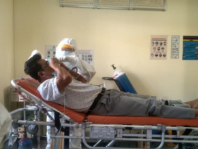 Bệnh viện dã chiến TP HCM sẵn sàng tiếp nhận ca nhiễm corona - Ảnh 7.
