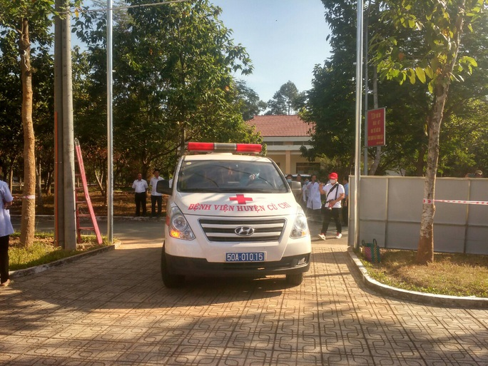 Bệnh viện dã chiến TP HCM sẵn sàng tiếp nhận ca nhiễm corona - Ảnh 2.