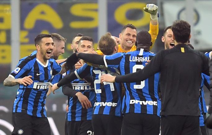 Inter Milan quyết chiến Sevilla trên đỉnh châu Âu - Ảnh 1.