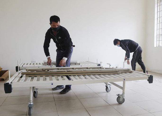 9 người nhiễm virus corona, Vĩnh Phúc thành lập 2 bệnh viện dã chiến - Ảnh 2.