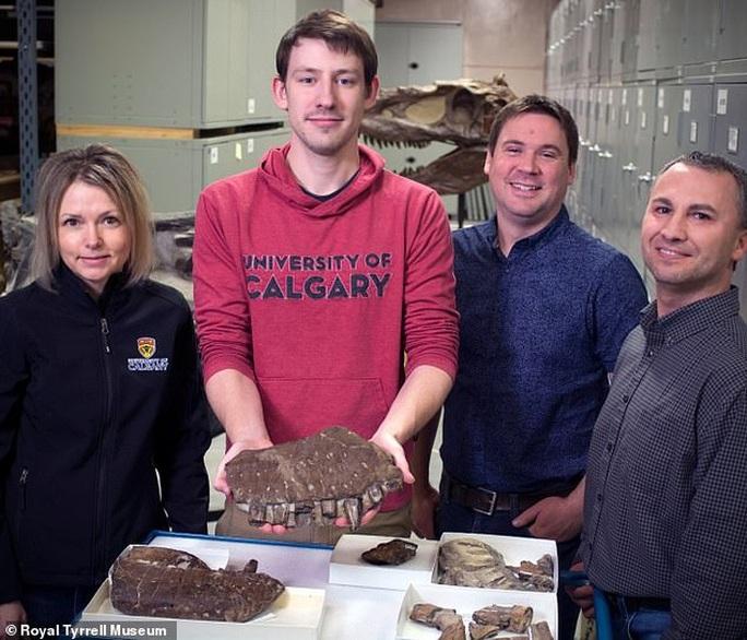 Phát hiện quái vật 80 triệu tuổi là chiến binh của Thần Chết - Ảnh 1.