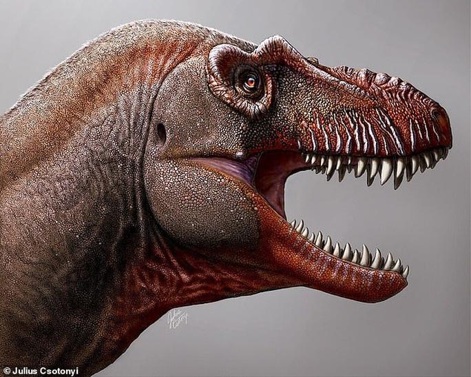 Phát hiện quái vật 80 triệu tuổi là chiến binh của Thần Chết - Ảnh 3.
