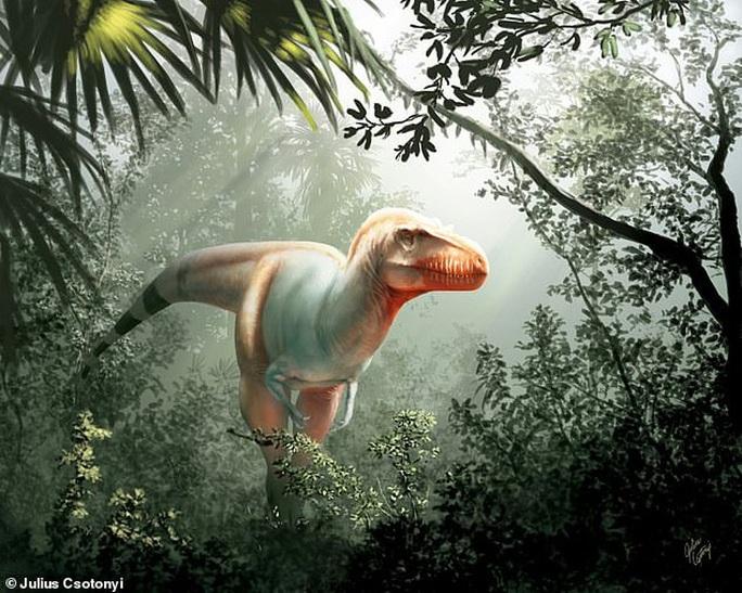 Phát hiện quái vật 80 triệu tuổi là chiến binh của Thần Chết - Ảnh 2.