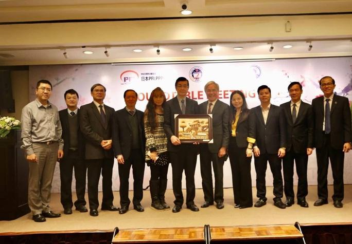 VARSI làm việc với Hiệp hội Đầu tư tài chính tư nhân Nhật Bản về hợp tác công - tư - Ảnh 1.