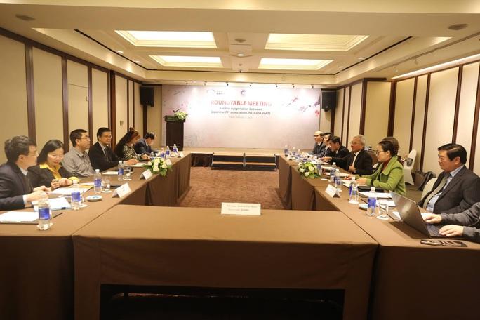 VARSI làm việc với Hiệp hội Đầu tư tài chính tư nhân Nhật Bản về hợp tác công - tư - Ảnh 2.