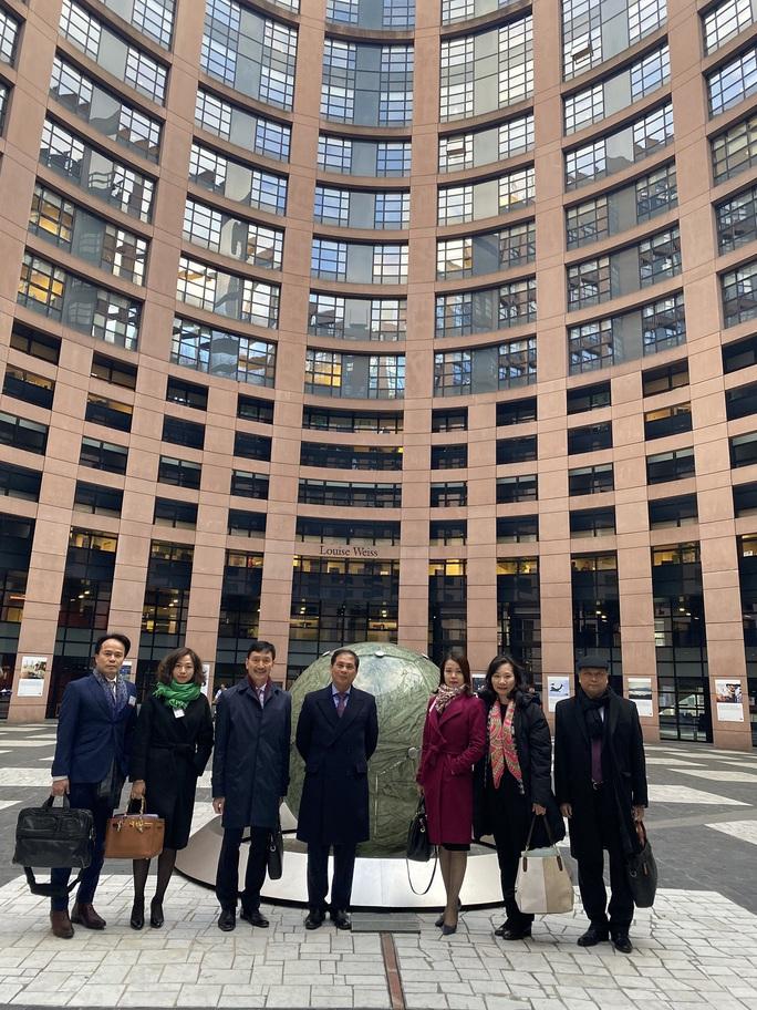 Hôm nay 12-2, Nghị viện châu Âu bỏ phiếu xem xét phê chuẩn hiệp định EVFTA và EVIPA - Ảnh 4.