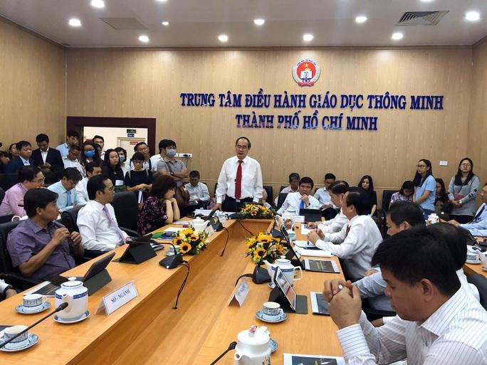 TP HCM có  Trung tâm điều hành thông minh về y tế, giáo dục đầu tiên tại Việt Nam - Ảnh 3.