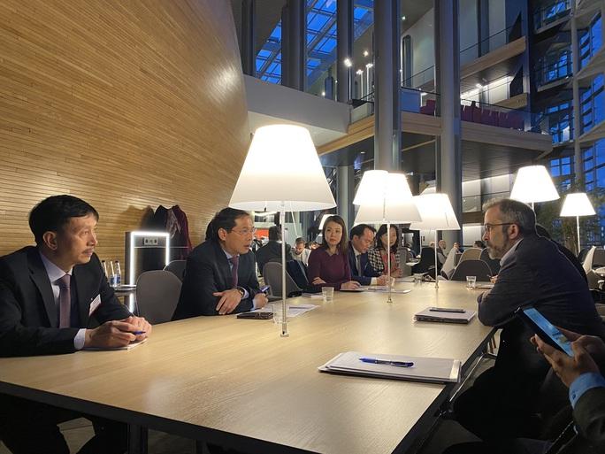 Hôm nay 12-2, Nghị viện châu Âu bỏ phiếu xem xét phê chuẩn hiệp định EVFTA và EVIPA - Ảnh 7.