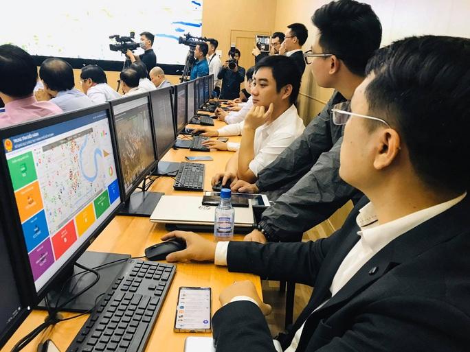 TP HCM có  Trung tâm điều hành thông minh về y tế, giáo dục đầu tiên tại Việt Nam - Ảnh 2.