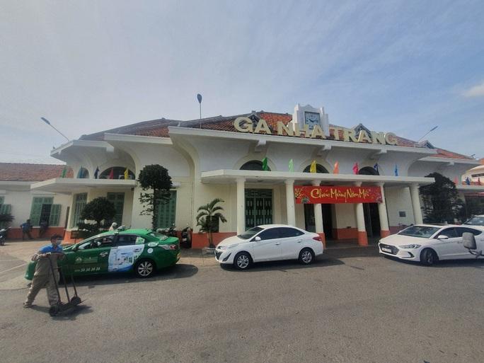Đề xuất di dời ga Nha Trang để xây cao ốc - Ảnh 1.