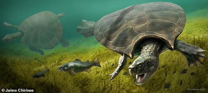 Choáng váng thủy quái bọc thép 10 triệu tuổi xuất hiện giữa sa mạc - Ảnh 3.