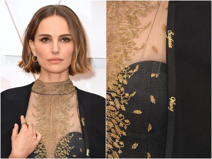 Thiên nga đen Natalie Portman phản bác chỉ trích giả tạo - Ảnh 4.