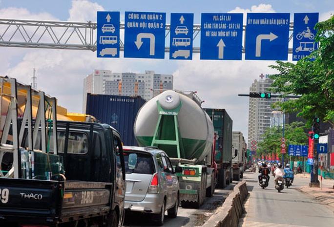 Mở bung cửa ngõ phía Đông TP HCM - Ảnh 1.