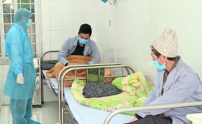 Ca nhiễm Covid-19 thứ 16 tại Việt Nam là bố đẻ nữ công nhân 23 tuổi - Ảnh 1.