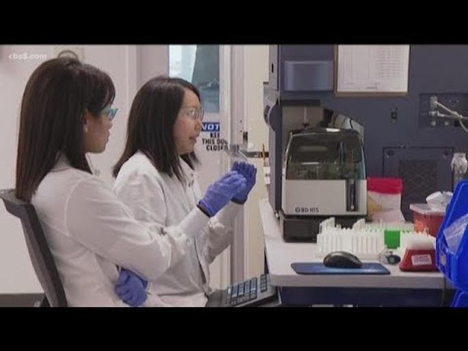 Công ty Mỹ tìm ra vắc-xin Covid-19 trong 3 giờ - Ảnh 1.