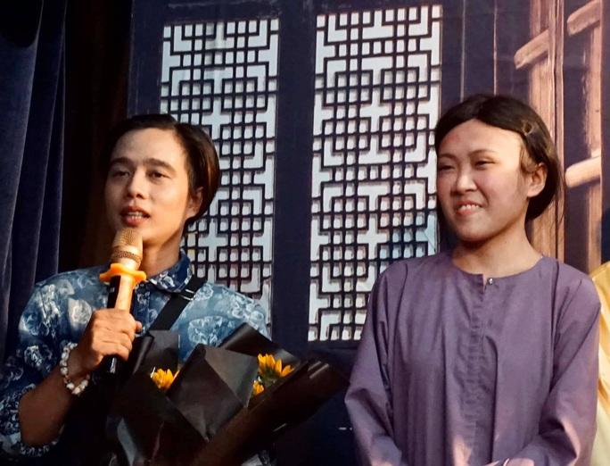 NSND Hồng Vân xúc động báo tin diễn viên trẻ Phương Trang đột ngột qua đời - Ảnh 5.