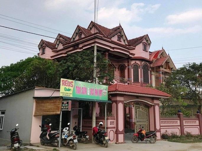 Bí mật bên trong ngôi biệt thự của Cường huê ở thị xã Ba Đồn đã bị công an bóc mẽ - Ảnh 3.