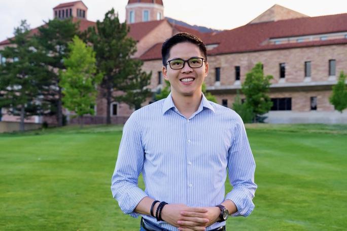 GS Vũ Ngọc Tâm nhận giải thưởng Sloan Research Fellowships 2020 dành cho các nhà nghiên cứu trẻ xuất sắc - Ảnh 1.