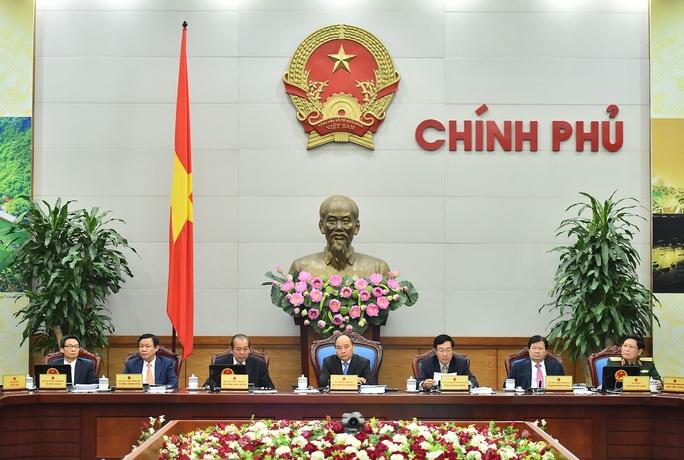 Bổ sung phân công công tác của Thủ tướng và 4 Phó Thủ tướng - Ảnh 1.