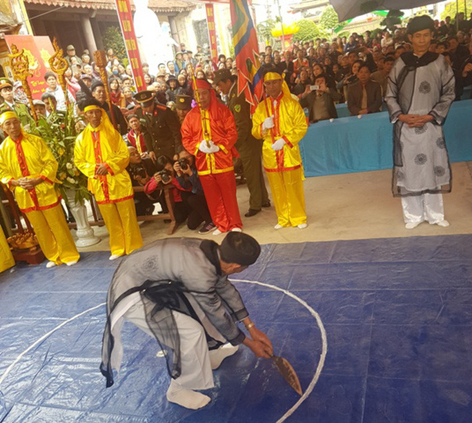 """Minh Thề – """"mỹ tục khả phong"""", báu vật văn hóa lễ hội - Ảnh 5."""