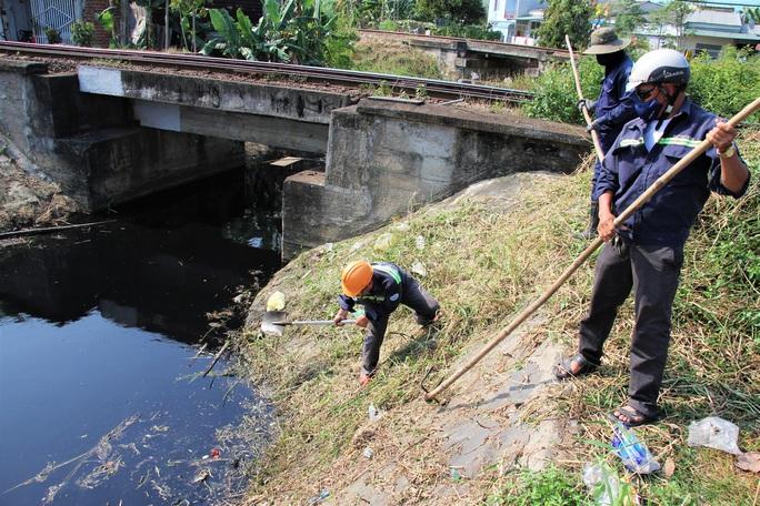Đà Nẵng: Sẽ có giải pháp xử lý ô nhiễm tại hồ Bàu Trảng trong tuần đến - Ảnh 2.