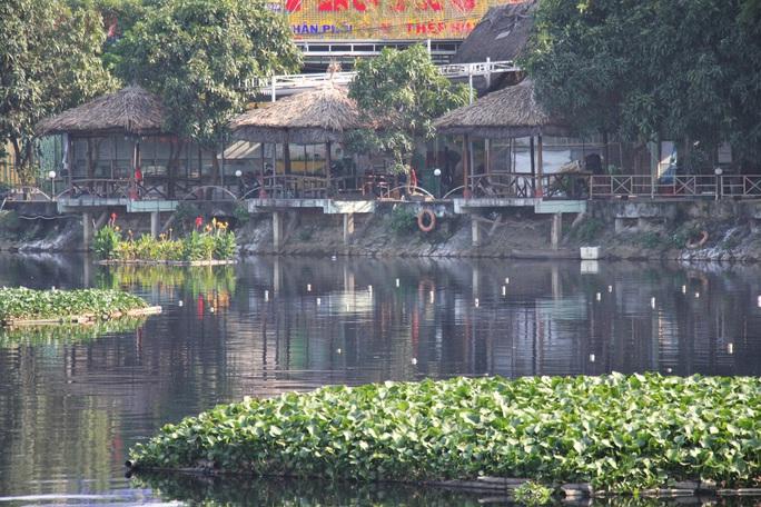 Đà Nẵng: Sẽ có giải pháp xử lý ô nhiễm tại hồ Bàu Trảng trong tuần đến - Ảnh 4.