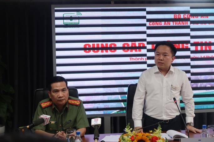CLIP: Phó Giám đốc Công an TP HCM nói về 50 phút nghẹt thở tiêu diệt Tuấn khỉ - Ảnh 2.
